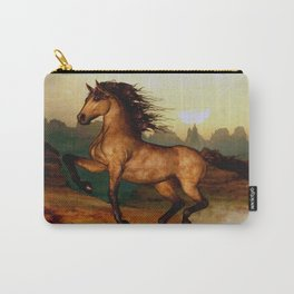 HORSES-Prairie dancer Carry-All Pouch