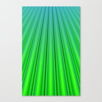 pocket fuel Canvas Prints featuring Fuel Rods by Lyle Hatch