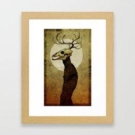 Perkele Framed Art Print