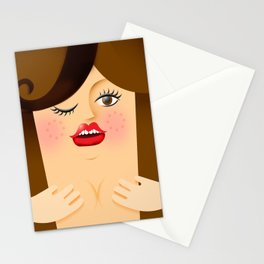 Lola Brown Stationery Cards