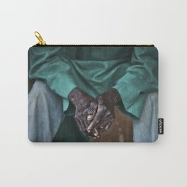 Toiled Carry-All Pouch