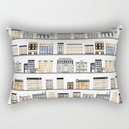 Urban Zoo Rectangular Pillow