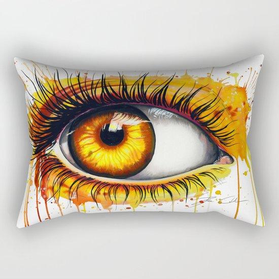 -Soul fire- Rectangular Pillow
