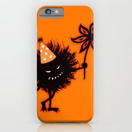 Evil Bug Halloween Party iPhone Case