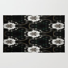 Concave Stature Pattern Rug