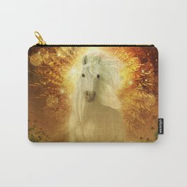 Awesome unicorn Carry-All Pouch