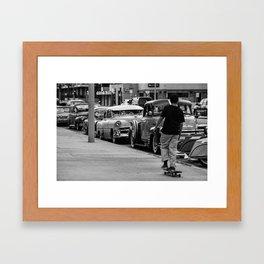 Best of Both Worlds Framed Art Print