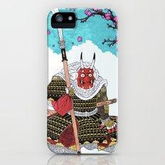 Demon Samurai iPhone (5, 5s) Slim Case