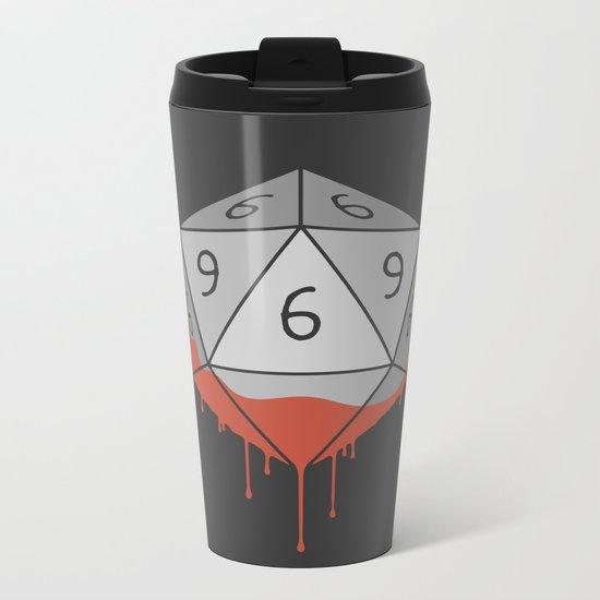 Die Metal Travel Mug