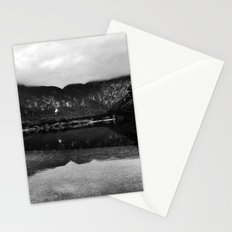 Lake Bohinj, Bled, Slovenia. Stationery Cards