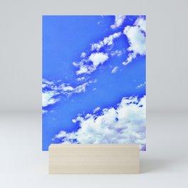 Blue Daydream Mini Art Print