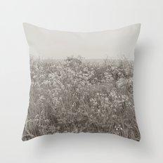 Shiver Throw Pillow