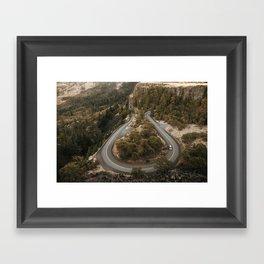 oregon Framed Art Print