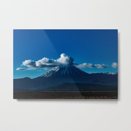 Mt Doom Metal Print