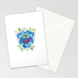 One Shield to Hyrule Them All Stationery Cards