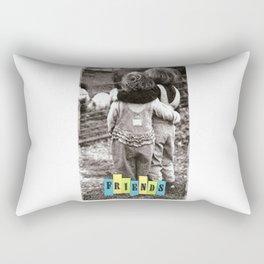 Friends Rectangular Pillow