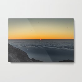 African Sunset Finale  Metal Print