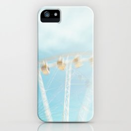 In the sky iPhone Case