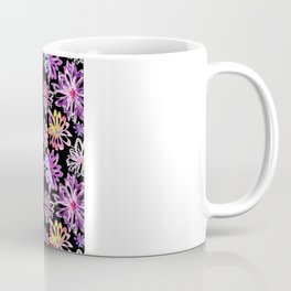 Painted Floral II Coffee Mug