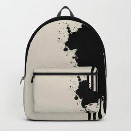 Satin Teardrops On Velvet Lights Backpack