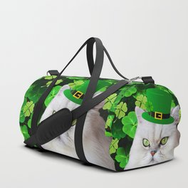 Patricks Irish Cat Duffle Bag