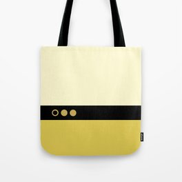 Data - Minimalist Star Trek TNG The Next Generation - Enterprise 1701 D - startrek - Trektangles Tote Bag