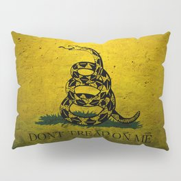 Don't Tread On Me Pillow Sham
