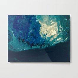 Sky fallin in Love Metal Print