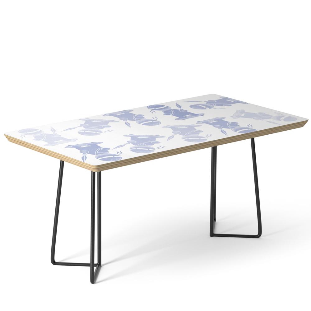 Thrasher Ninja Coffee Table by topshelf_art
