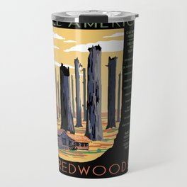 National Parks 2050: Redwoods Travel Mug