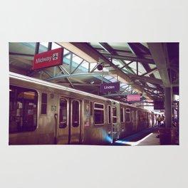 Chicago Transit Rug