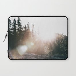 Sunny Forest III Laptop Sleeve