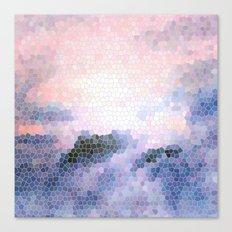 mosaic series °2 Canvas Print
