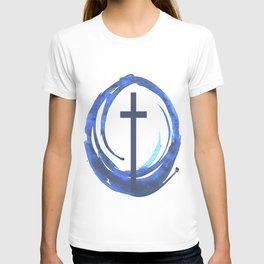 Circle Of Life - Cross T-shirt