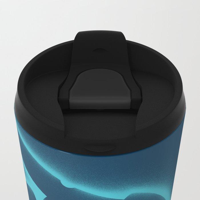 Mega Water Metal Travel Mug
