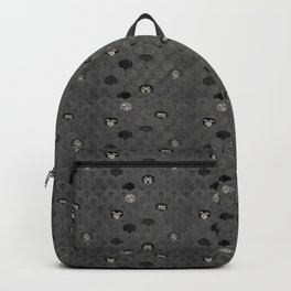 Rock Scales (Black and White) Backpack