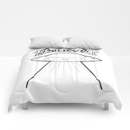 I Want To Beleive Comforters