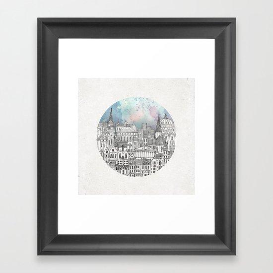 Abandoned Factories Framed Art Print