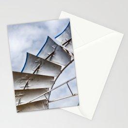 Prairie Pinwheel Stationery Cards