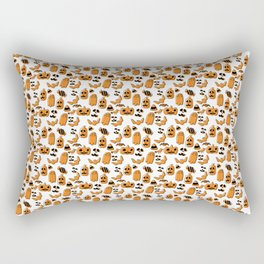 Childhood Halloween Rectangular Pillow