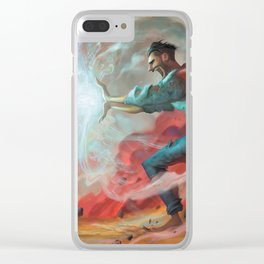 Maybe. Idk. Clear iPhone Case
