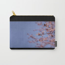 Prunus Carry-All Pouch