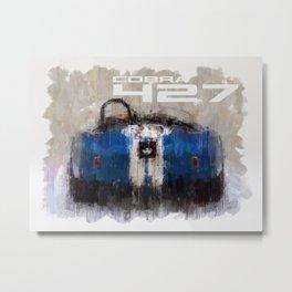 Shelby Cobra 427 Metal Print