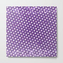 Crunchy dots Metal Print