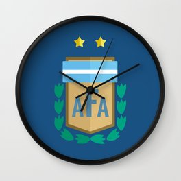 WORLDCUP IS COMING! - ARGENTINA Wall Clock