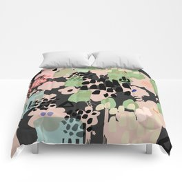spring 2 modern contemporary Comforters