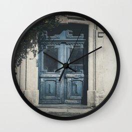 Italian Door II Wall Clock