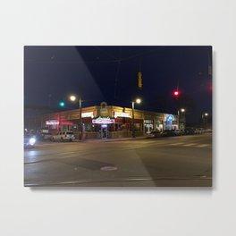 The Arcade Restaurant, South Main, Memphis Metal Print