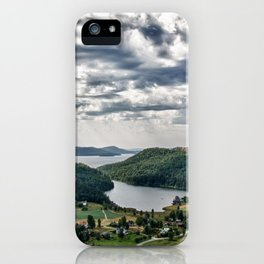 What A View! iPhone Case