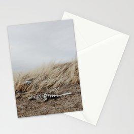 Winded Skeleton Stationery Cards